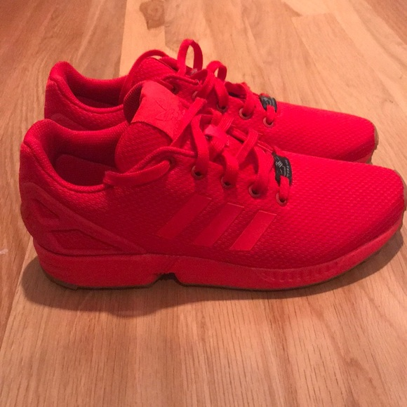 buy popular 31426 df347 Adidas Torsion All Red Womans size 7